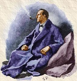 Sherlock Holmes murder mysteries