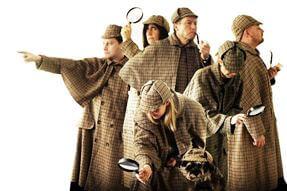 Sherlocks in action