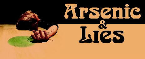 Arsenic & Lies mystery game